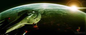 Green Voyager by Hayter