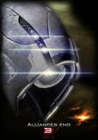 ME3: Alliances End by Hayter