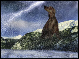 Dog of Strength by Hayter