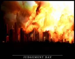 Judgement Day by Hayter