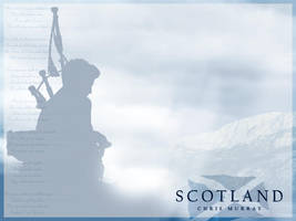 Scotland Wallpaper by Hayter