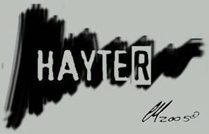 Hayter Scrubbed ID by Hayter