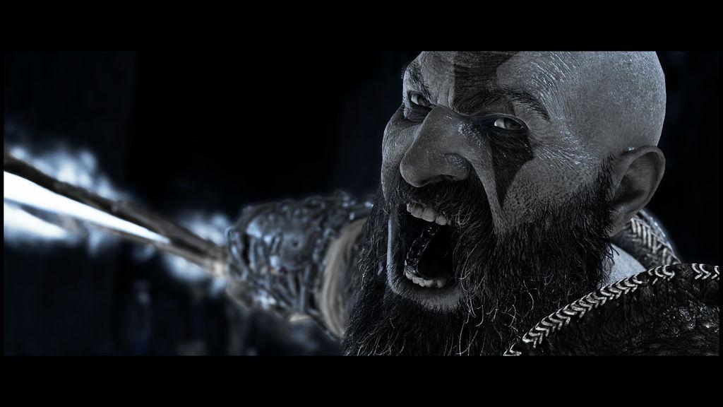 Spartan Rage by Hayter