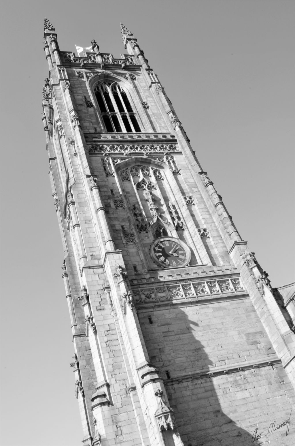 Derby Cathedral by Hayter