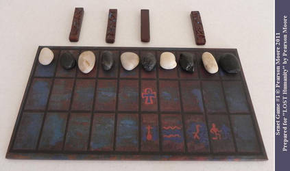 Senet Game 1 by PearsonMoore2