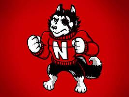 The Fighting Huskie by nickv47