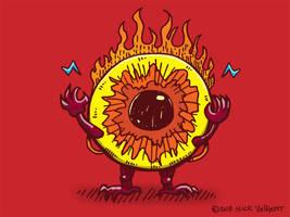 Evil Eye Bot by nickv47
