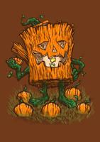 Print Pumpkinlog by nickv47