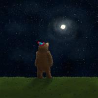 Starry Night Novembear by nickv47