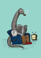 The Dadasaurus by nickv47