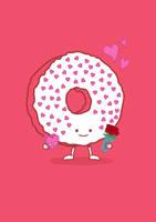 Donut Valentine by nickv47