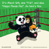When Panda Day falls on 3/16 by nickv47