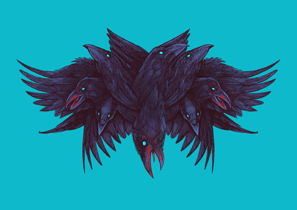 Crowberus REBORN by nickv47