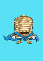 Captain Pancake's Mustache by nickv47