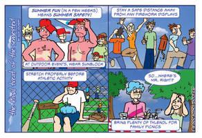 summer fun, summer safety by nickv47