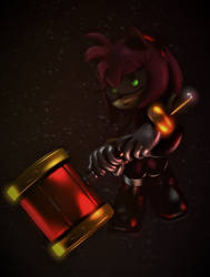 Amy Rosed :~Sonic SFM~: by CharCharRose131