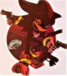 GUNS!! :~Sonic SFM~: by CharCharRose131