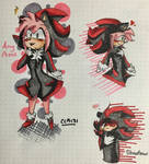 Costume :~Sonic~: by CharCharRose131