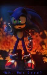 Sonic Movie Scene :~Sonic SFM~: by CharCharRose131
