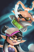 Callie and Marie by Reillyington86