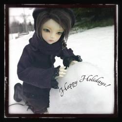 Happy Holidays! by Elzamine