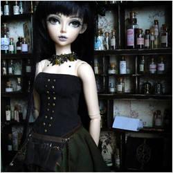 Yue: Open Shop by Elzamine