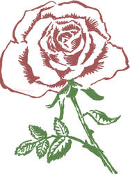 The Rose 1 by Badewanne13