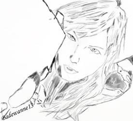 Lightning by Badewanne13