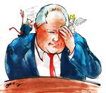 Commission: Rob Ford by annsquare