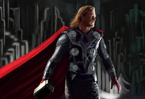 - Thor - by indigo21