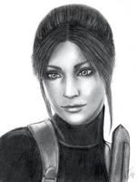 - Resident Evil Valkyrie - by indigo21