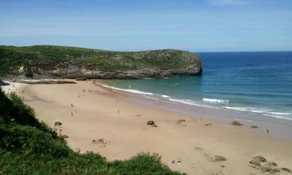 Playa de Ballota - Asturias by jrcotarelo