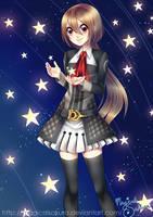 Tsukiko Yahisa by MagicalSakura
