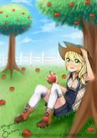 Apple Jack by MagicalSakura