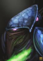 Lenassa Dark Templar by Liquid-Skin