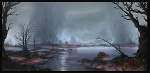 Swamps by SebastianWagner