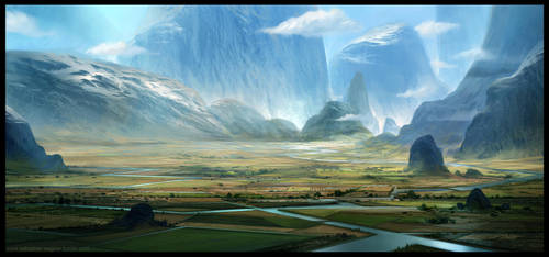 Farms by SebastianWagner