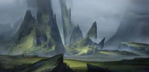 Landscape 003 by SebastianWagner