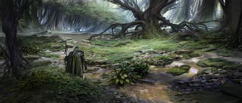 The Dead Tree by SebastianWagner