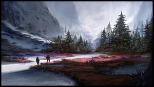 Wanderers by SebastianWagner