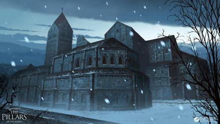 Kingsbridge Chapter House by SebastianWagner