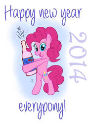 Happy new year! by Rainbow-Kite
