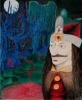 Vlad Tepes ( Dracula) by LeniG