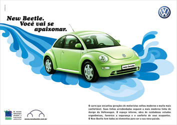 New Beetle by rodrigoeller