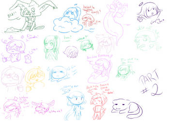 Drawpile 2 w/ Jelly by Angelgurl3