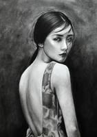 Chinese girl by Nastikter
