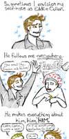 Edward Cullen Adventures pg. 1 by LB-Lee
