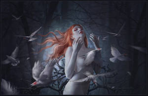 The Nest Of The White Crows by 1simplemanips1