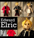 Edward Doll by cypii