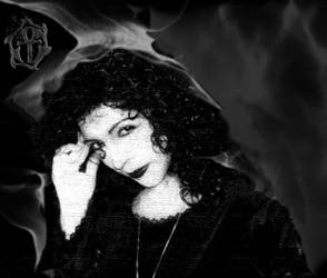 Black Reflection by demonica